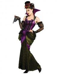 Victoriaanse vampier kostuum voor vrouwen