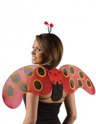Lieveheersbeestje set voor vrouwen
