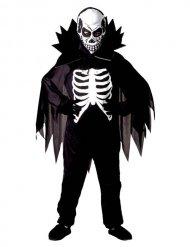 Skelet graaf kostuum voor kinderen