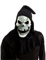 Schreeuwend skelet masker voor volwassenen