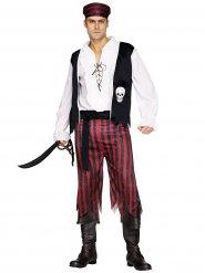 Piraten kostuum voor heren