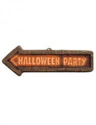 Halloween Party decoratiebord
