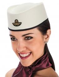 Stewardess hoed voor volwassenen