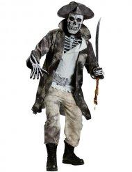 Spook piratenkostuum voor mannen