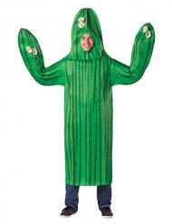 Groen grappig cactus kostuum voor volwassenen