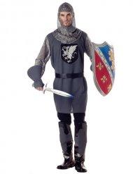 Maliënkolder ridder kostuum voor mannen