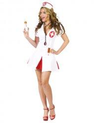 Verpleegster kostuum sexy voor vrouwen