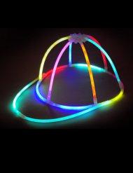 Veelkleurige lichtgevende pet