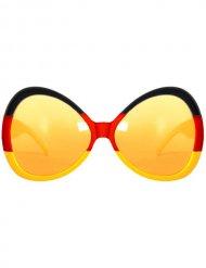 Duitse supportersbril voor volwassenen
