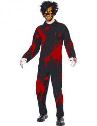 Psychopatisch Halloween kostuum voor volwassenen