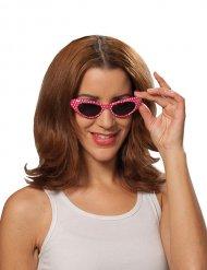 Retro jaren 50 bril voor vrouwen