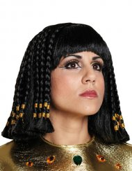 Egyptische Cleopatra pruik voor vrouwen