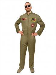 Vliegtuig piloot outfit voor mannen