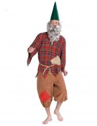 Sprookjes kabouter kostuum voor volwassenen