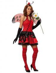 Lieverheersbeestje kostuum voor dames