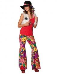 Hippie jaren sixties kostuum voor vrouwen