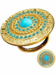 Turquoise Egyptische ring