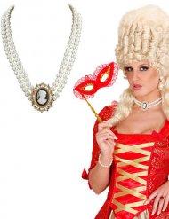 Barok kralen halsband voor vrouwen