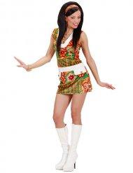 Hippie jurk voor dames