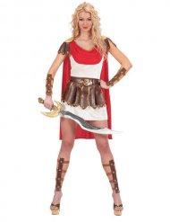 Sexy kort Romeins gladiator pak voor dames