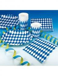 Set van 20 Beierse servetten
