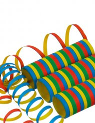 Veelkleurige serpentinerol