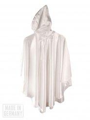 Witte spook cape voor kinderen