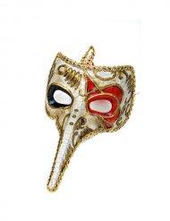 Venetiaans raaf theater masker