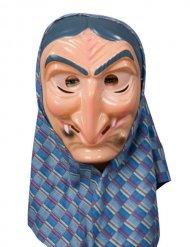Oude heks masker voor volwassenen