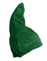 Groene kabouter puntmuts