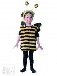 Gestreept bijen kostuum voor kinderen