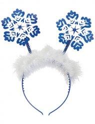 Sneeuwvlokken haarband voor vrouwen