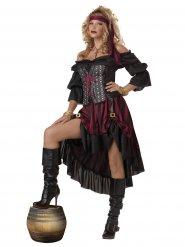 Deluxe piraten outfit voor vrouwen