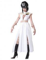 Wit zombie kostuum voor vrouwen