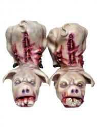 Varkens overschoenen