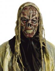Verrot zombie masker voor volwassenen