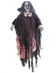 Zombie vrouw plafonddecoratie