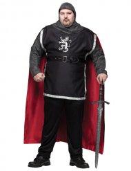 Middeleeuws ridder kostuum voor mannen - Grote Maten