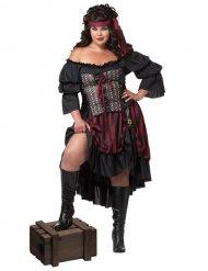 Piraten kostuum voor vrouwen - + Size