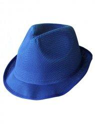 Blauwe Trilby hoed voor volwassenen