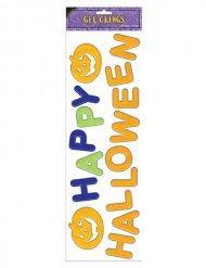 Happy Halloween gel stickers