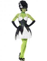 Sexy monster bruid kostuum voor vrouwen