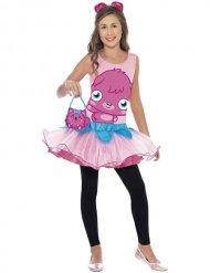 Roze Moshi Monsters kostuum voor vrouwen