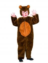Bruine beer kostuum voor kinderen