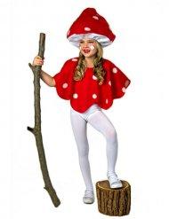 Paddestoel kostuum voor kinderen
