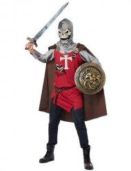 Skelet ridder kostuum voor mannen