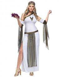 Romeinse godin kostuum met sluiers voor vrouwen