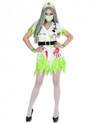 Horror verpleegster kostuum voor vrouwen