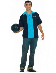 Bowling jaren 50 tshirt voor mannen