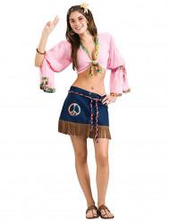 Hippie kostuum voor vrouwen jaren 60